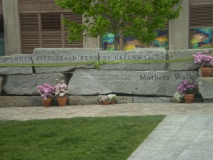 The Mothers' Walk Wall